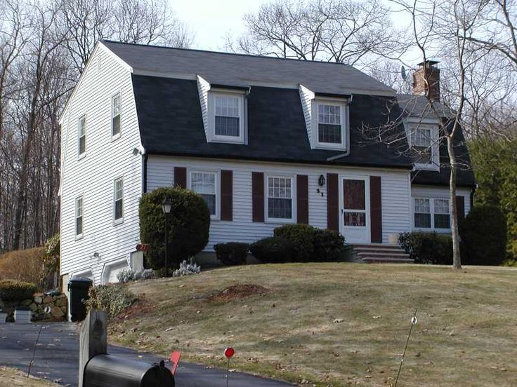17 Best Images About Gambrel Roofing On Pinterest