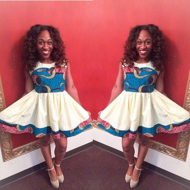 Mitindo mbalimbali ya mavazi toka royal fashion tanzania kitenge