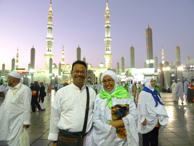 subuh on nabawi mosque