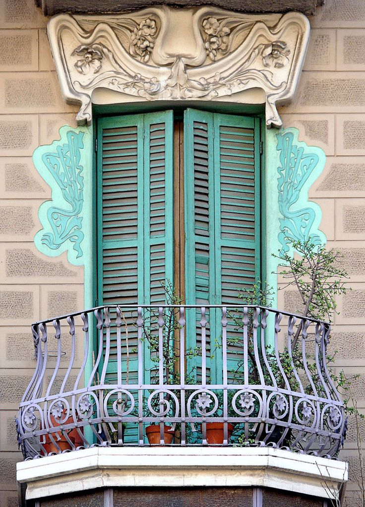 Barcelona - Aragó 358 c | Modernisme