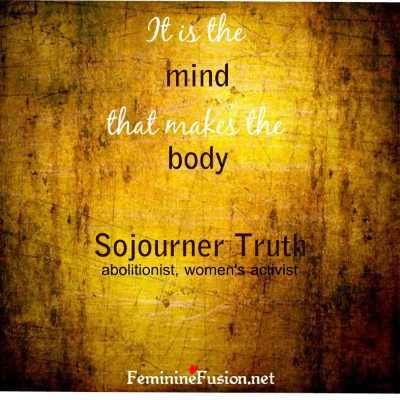 Sojourner Truth Quote ...