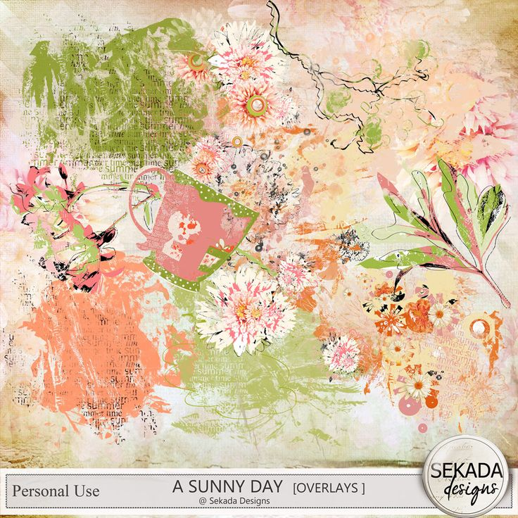 Personal Use :: Bundled Deals :: A Sunny Day - Bundle