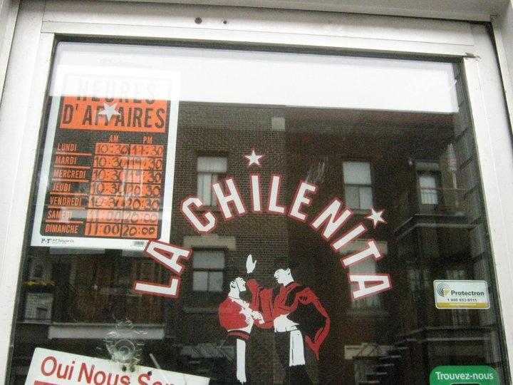 La Chilenita- empanadas!