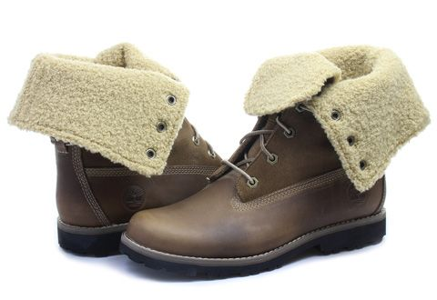 Timberland Boty - 6 In Shearling Boot - 18901-SLT