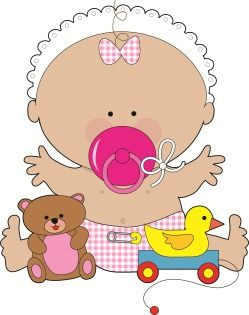 17 Best images about baby girl clipart on Pinterest | Baby bears ...