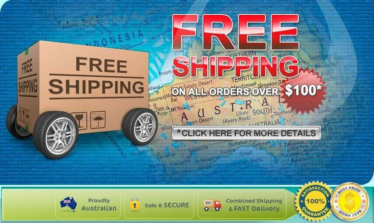 There is absolutely nothing fishy about our FREE SHIPPING deal! If your purchase is $100 more, the shipping is on us. Check out the details here: http://www.justaquatic.com.au/renovation-sale/