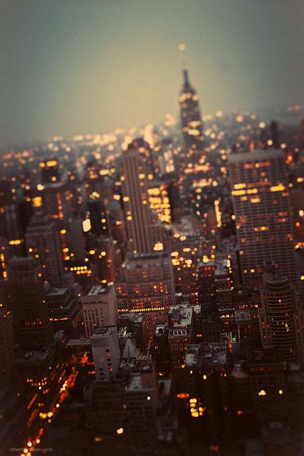 NYC, lights. Wish I could go back to New York City..