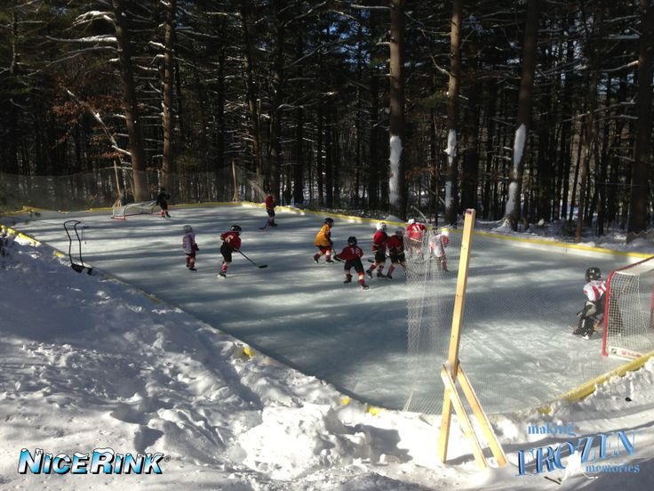1000 Images About Backyard Ice Rinks On Pinterest Rigs