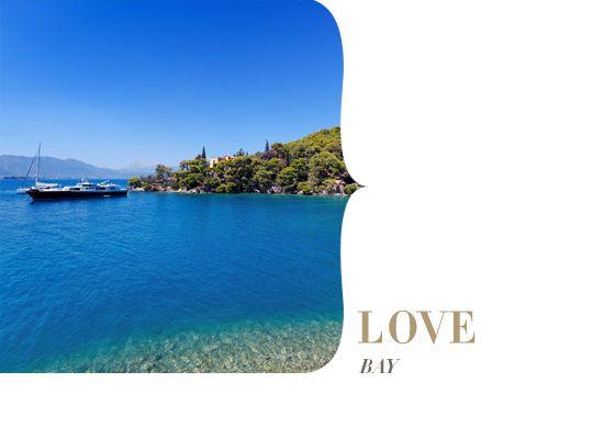 Romantic swim...