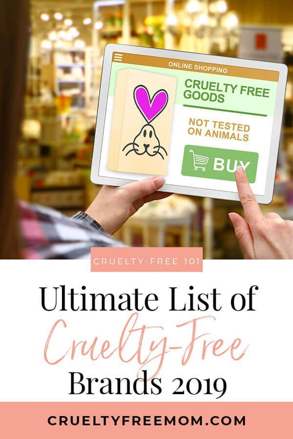 Ultimate List Of Cruelty Free Brands In 2020 Cruelty Free Brands Cruelty Free Makeup Brands Cruelty Free Hair Products
