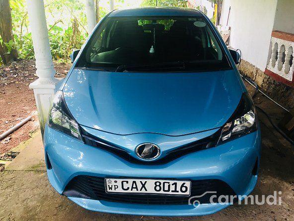 Toyota Vitz 2015 Carmudi Sri Lanka トヨタ ヴィッツ トヨタ ヴィッツ