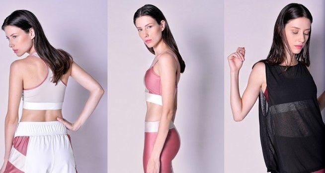 Colaborações com estilistas e novas estampas mudam a roupa de ginástica. Veja opções // Trends // FFW