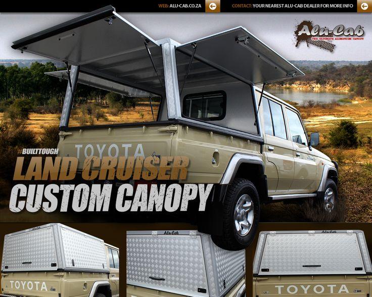 Land Cruiser Canopy