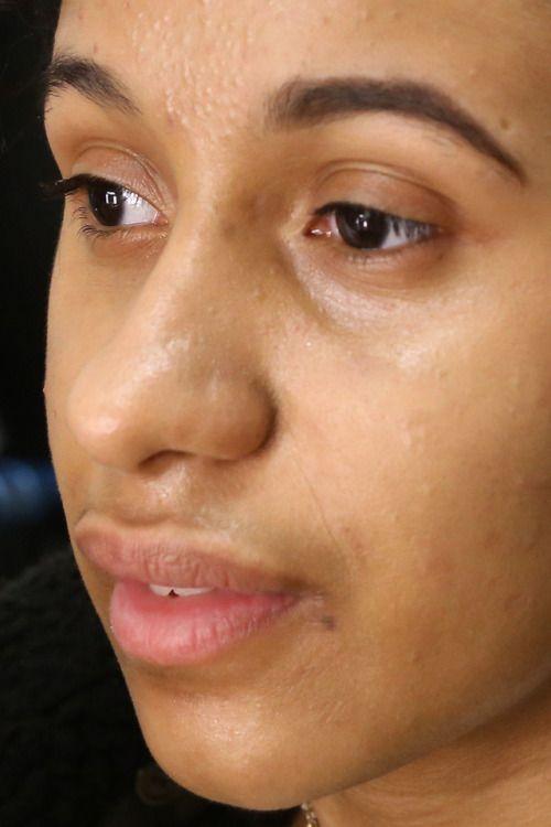 Cardi B No Makeup: Picture Of Cardi B Without Makeup