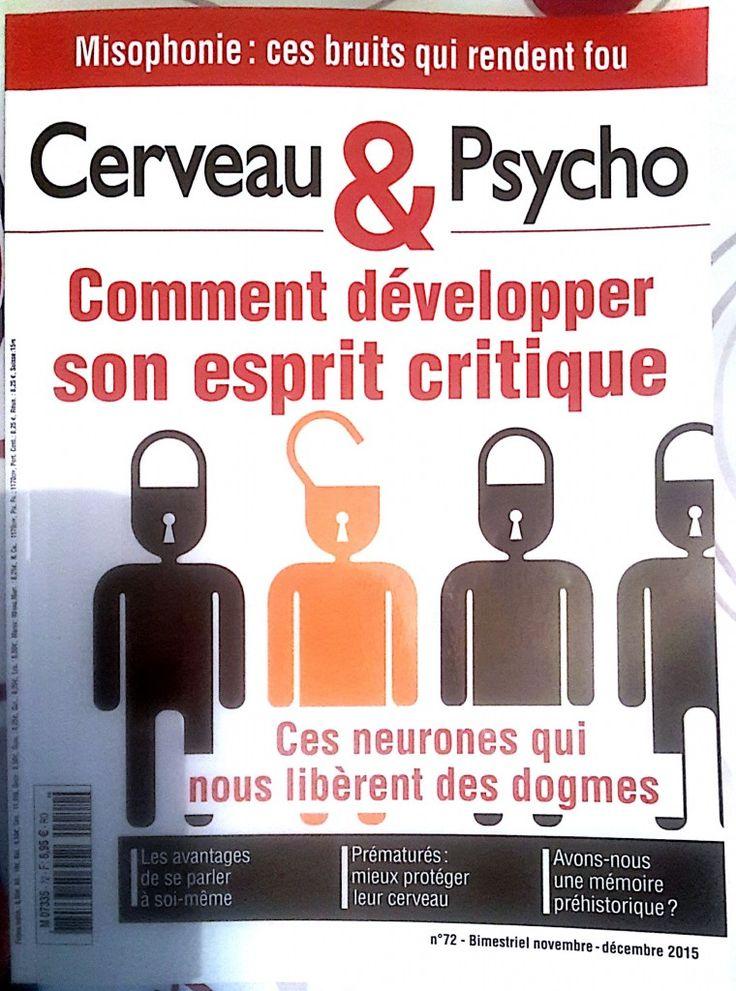Cerveau & Psycho : Misophonie ces bruits qui rendent fou | Misophonie