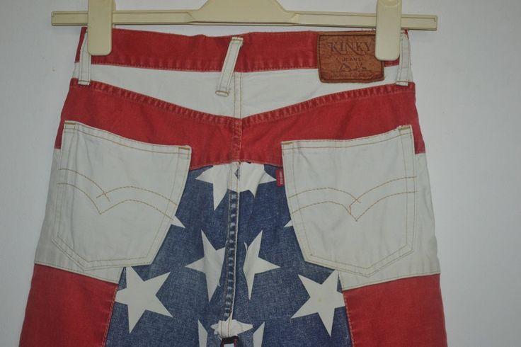 Vintage Hysteric Glamour Amerikaanse vlag door WearDifferently