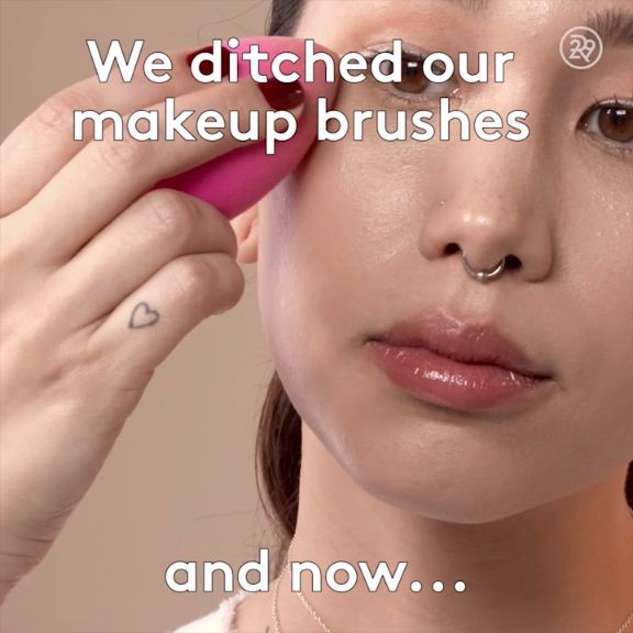 Beauty blenders are the new makeup brush