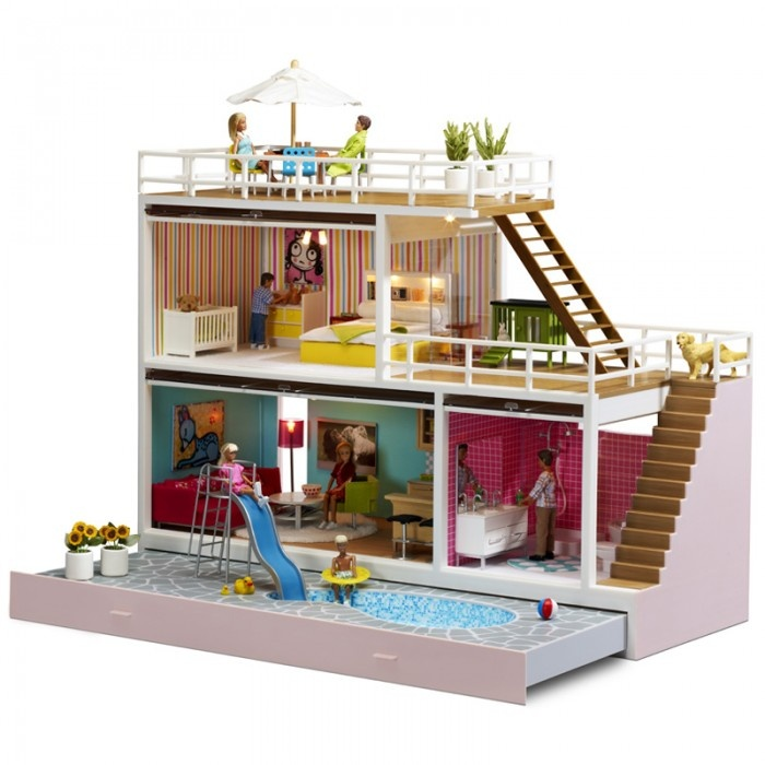 Lundby Stockholm Doll's House USD $165