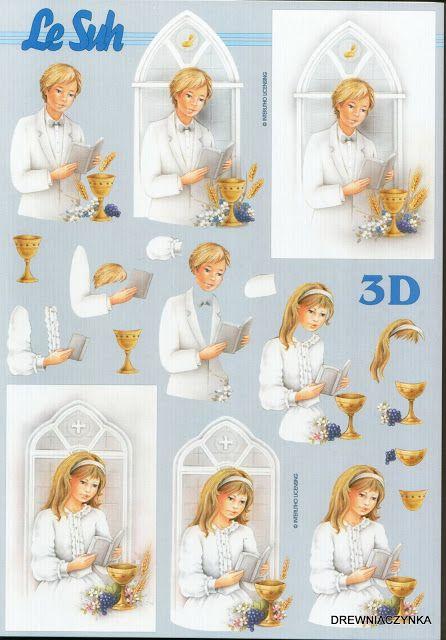 szablony 3D- Komunia Św - mo dre - Picasa Web Albums