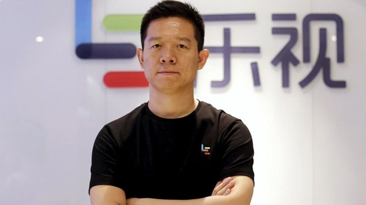 Chinese Billionaire Taking on Tesla With Cars He Hopes One