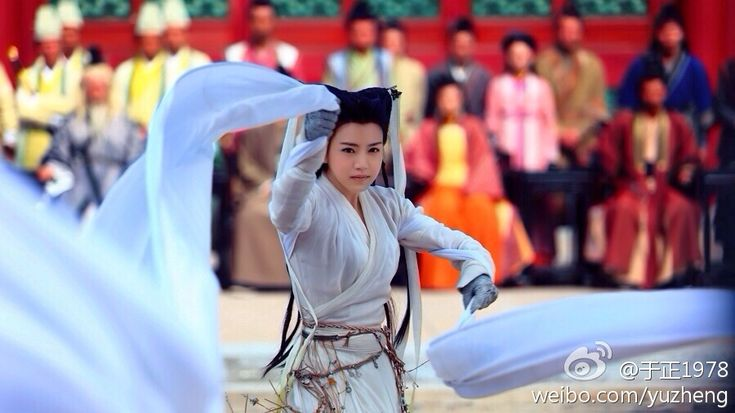 The Romance of the Condor Heroes 《神雕侠侣》 - Chen Xiao, Michelle Chen - Page 27