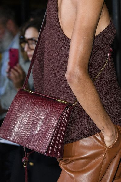 ee29170d5265 Stella McCartney at Paris Fashion Week Spring 2018 - Can We Please Have  These Paris Runway Purses? - Photos