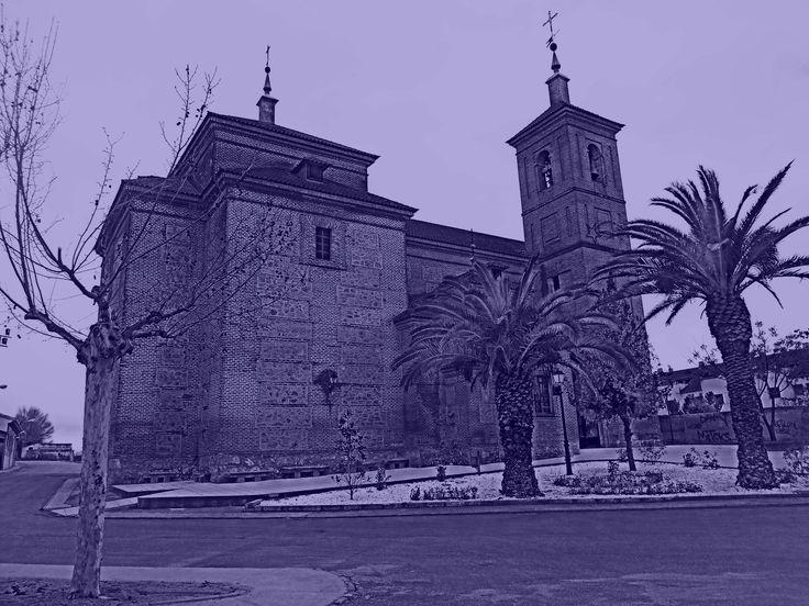 Iglesia de Santa Tomas Cantuariense.