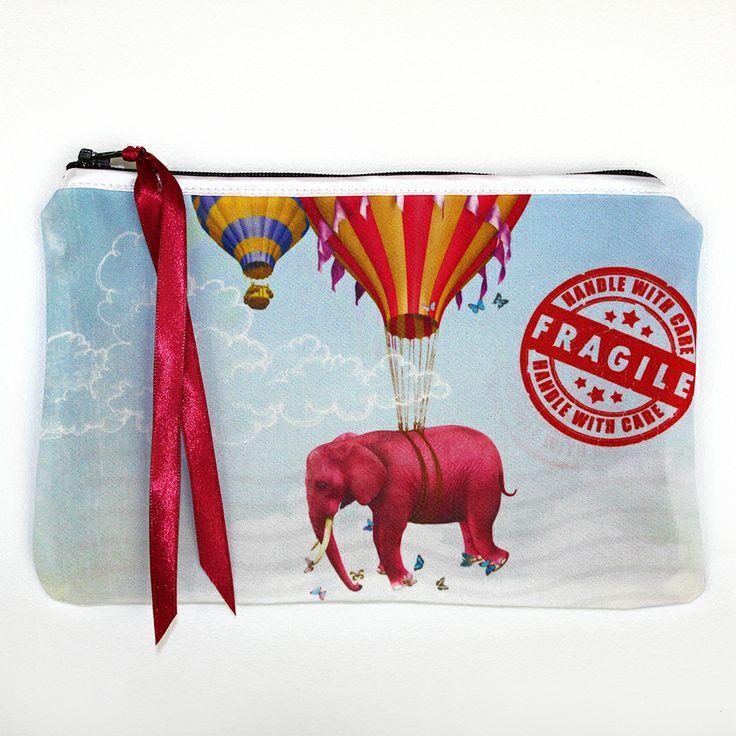 Pocket Wallet FRAGILE by Sticky!!!