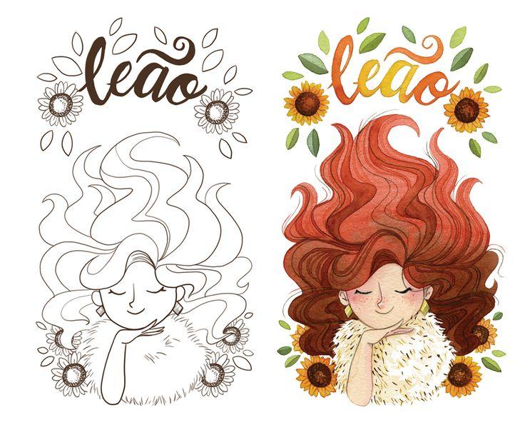 Leao (Leo) - Cacá França