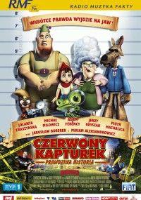 Czerwony Kapturek - Prawdziwa historia (2005)
