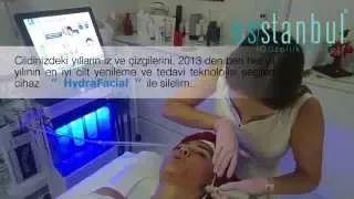Hydrafacial Uygulamalı Anlatım - YouTube
