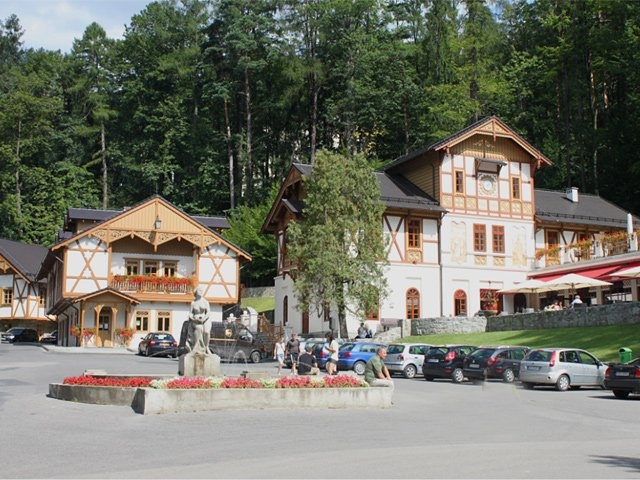 The Spa House in Szczawnica Zdroj (Pijalnia Wód w Szczawnicy)