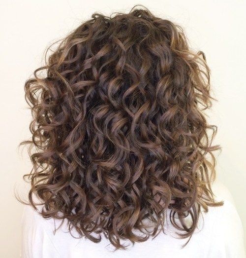 60 Styles And Cuts For Naturally Curly Hair En 2019 I