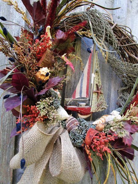 Do It Yourself Home Design: Best 10+ Coastal Wreath Ideas On Pinterest