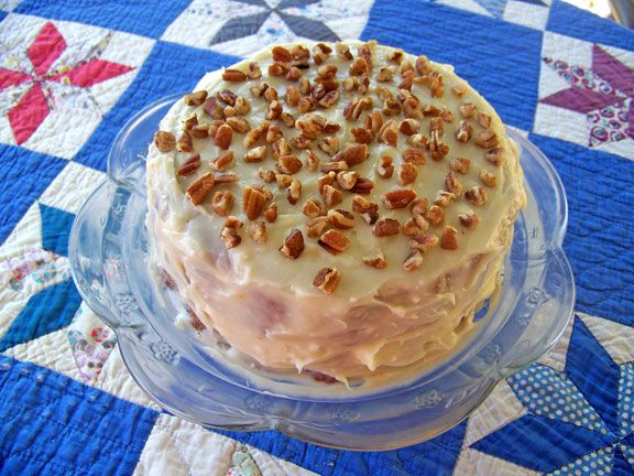 Paw Paw Cake Recipe    Adopted from Kentucky State University Recipe