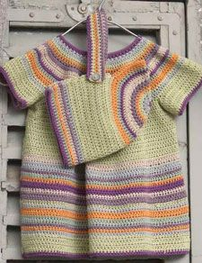 Baby dress and hat: Hats Patterns, Crochet Dresses, Free Pattern, Crochet Baby Dresses, Dress Hats, Crochet Patterns, Dresses Hats, Beauli Dresses, Dresses Patterns
