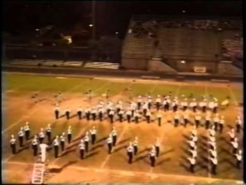 Bayside High School Marching Band - 2001