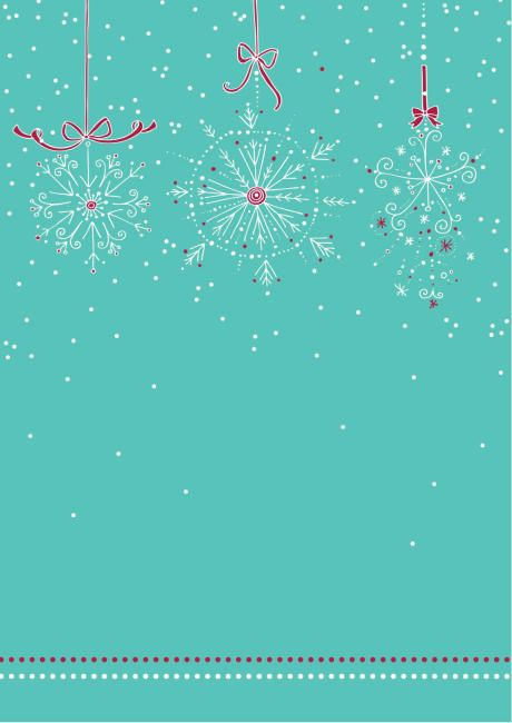 Free printable winter snowflake border scrapbook paper - Free winter wallpaper for phone ...