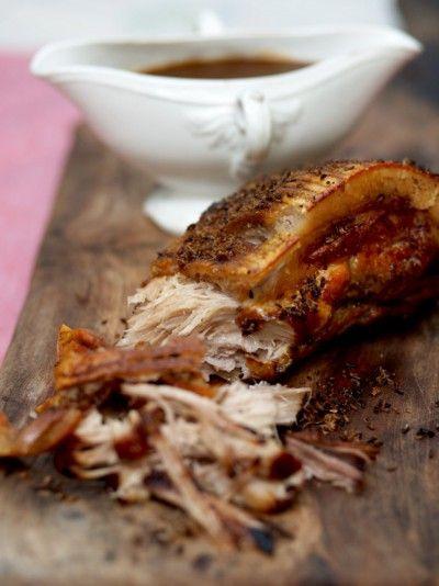 Pork Belly Roast | Pork Recipes | Jamie Oliver Recipes