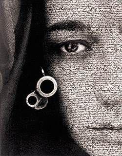Speechless. Shirin Neshat. Women of Allah Series. 1996.