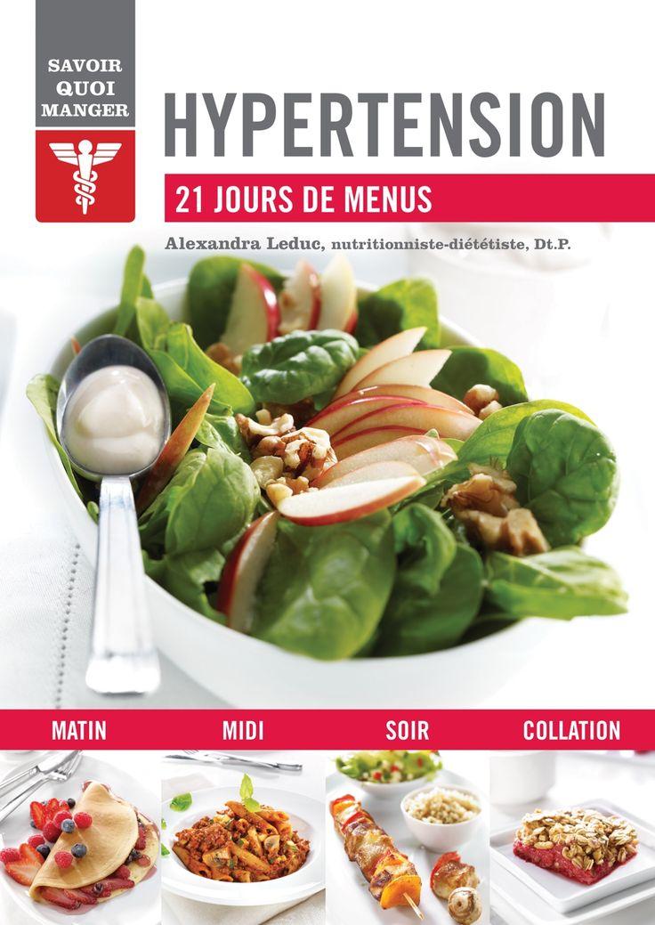Couverture du Livre - Hypertension