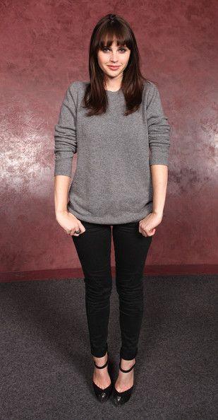 "Felicity Jones - TheWrap's Awards Season Screening Series Presents ""Like Crazy"" - Portraits"