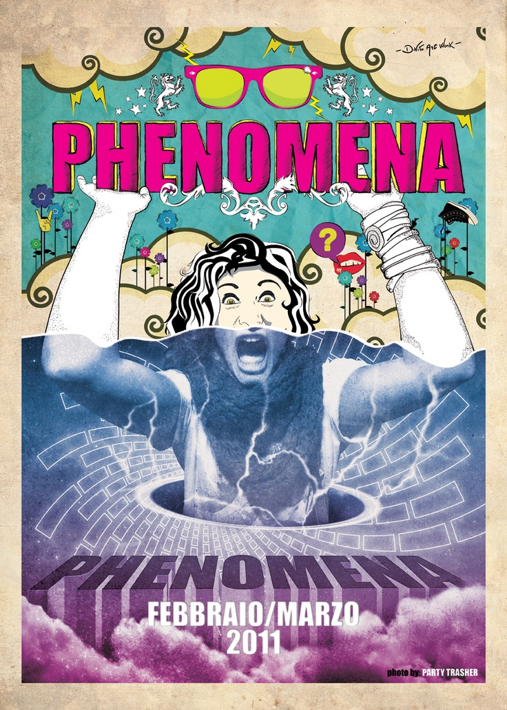 Phenomena Event
