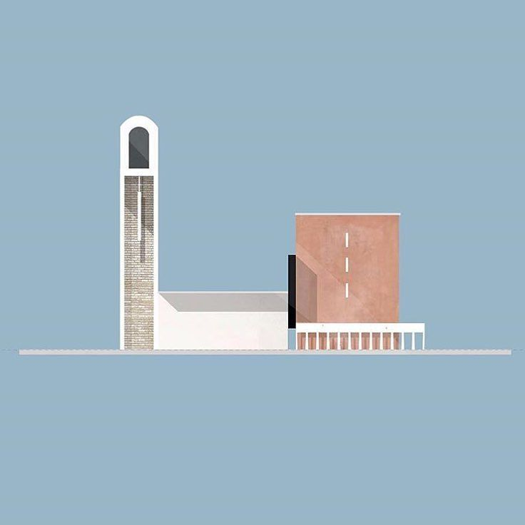 5 Top Architecture Student Visuals from November 2017
