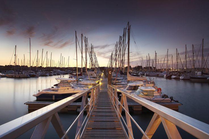 Port du Crouesty © A. Lamoureux