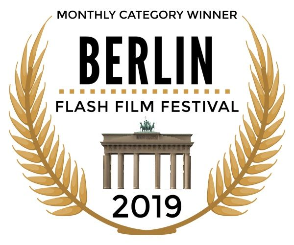 Monthly Category Winner, Berlin Flash Film Festival