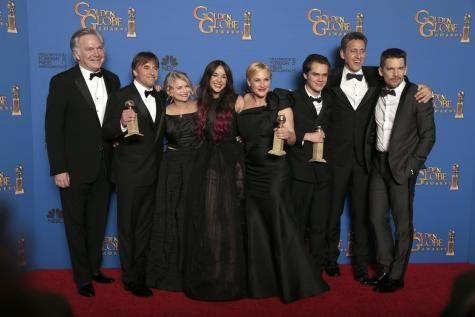 «Boyhood», grand gagnant des Golden Globes, qui rendent hommage à Charlie Hebdo (vidéos) | Cinéma - lesoir.be