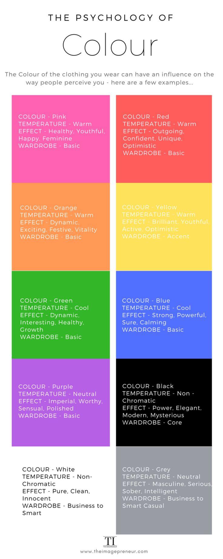 colour, skin tone, colour effect, psychology of colour