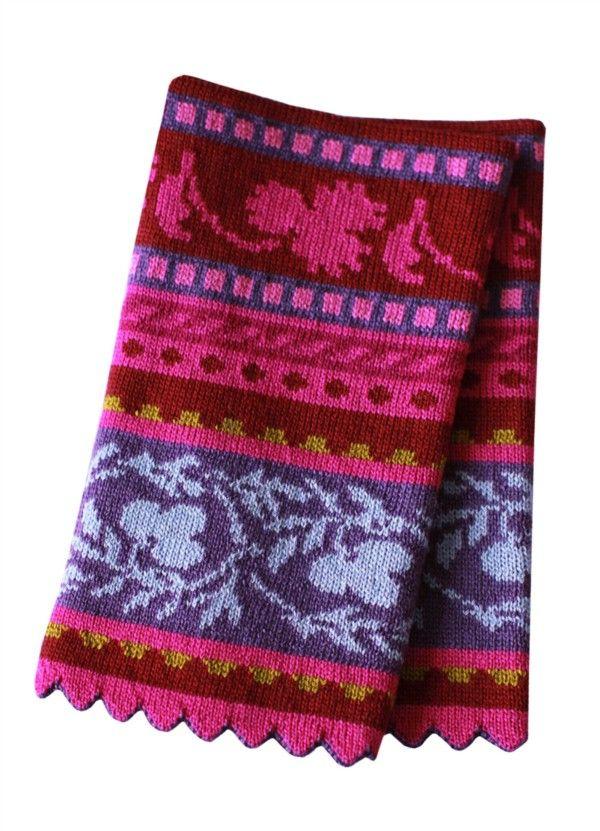 180 best Fair isle images on Pinterest | Knitting patterns, Fair ...