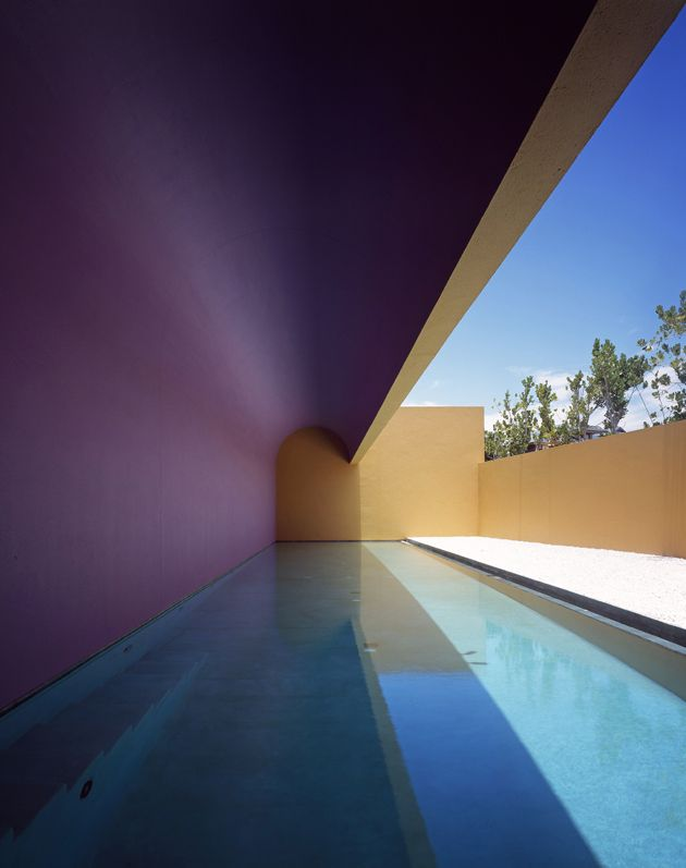 Modern Architecture Color 92 best luis barragan, architect and color genius images on